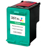 Compatible con HP 351XL | Tricolor cartucho de tinta Remanufacturado