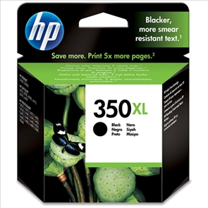 HP 350XL Negro Original