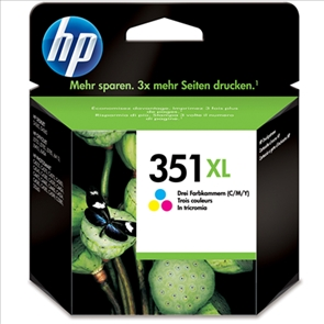 HP 351XL Color Original