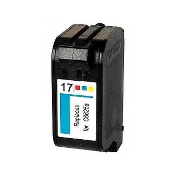 Compatible  HP Remanufacturado 17 |  Tricolor C6625AE
