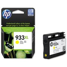 HP 933XL amarillo | Cartucho de tinta original CN056AE