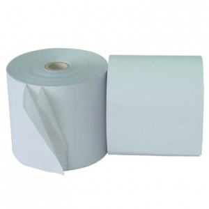 Pack 8 Rollo de Papel Termico 80x60mm