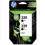 HP 339 Negro Pack (x2) Original