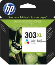 HP 303XL tricolor | Cartucho de tinta original T6N03AE