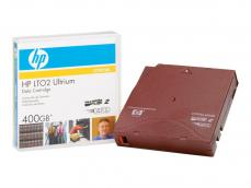 HEWLETT PACKARD CARTUCHO DE DATOS LTO ULTRIUM 2 200/400GB