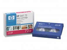 HEWLETT PACKARD CARTUCHO DE DATOS DAT 72GB DAT/72