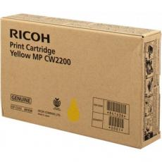 CARTUCHO GEL COLOR YLW MPCW200.Aficio MP CW2200