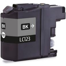 Compatible Tinta BROTHER LC121 XL / LC123 XL V3 Negro LC-121 / LC-123