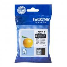 Brother LC3211BK Negro