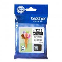 Brother LC3213BK  Negro