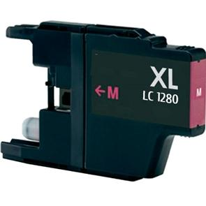 Brother LC1280XL Magenta Compatible